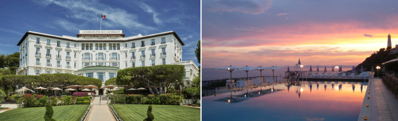 NOW OUTSIDE OUR REGISTRATION DATE SO ONLY WAITLIST PERSONS ACCEPTED Our famous black-tie dinner dance on Friday 22nd September at the Grand Hotel du Cap Ferrat