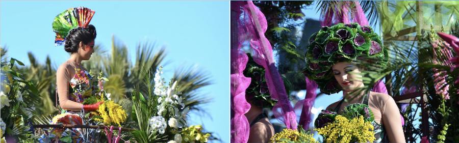 SOLD OUT! Saturday 29th February – Nice Carnival Flower Parade and lunch at Le Méridien Hotel